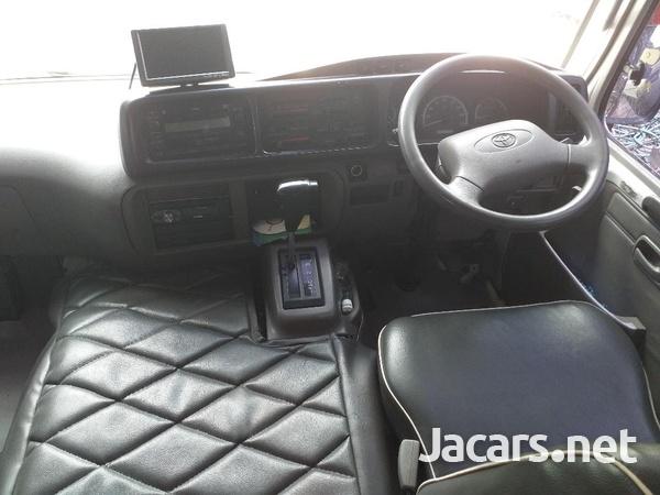 2011 Toyota Coaster Bus-2