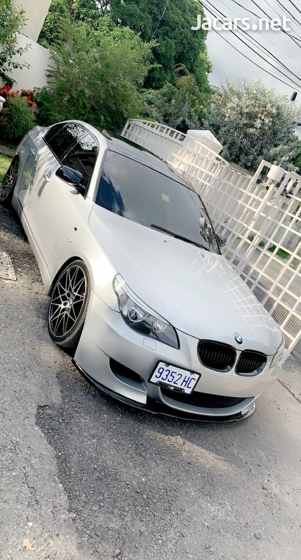 BMW 5-Series 3,0L 2006-6