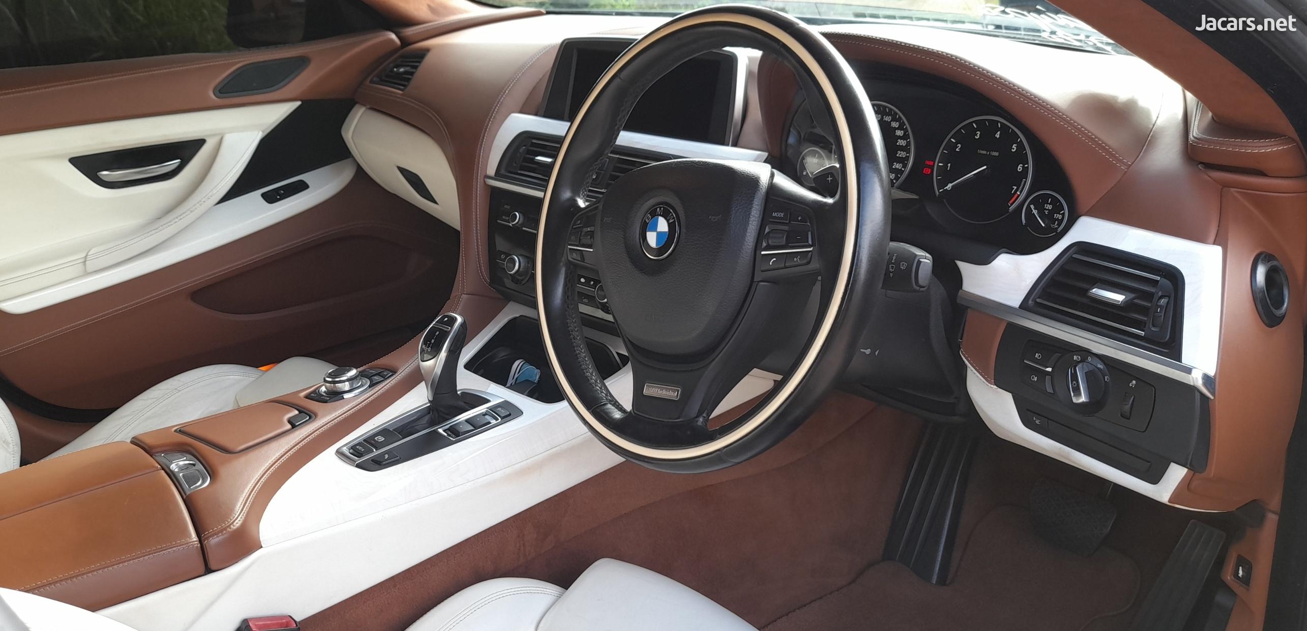 BMW 6-Series 3,0L 2012-7
