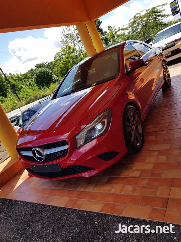 Mercedes-Benz CLA-Class 2,0L 2014-10