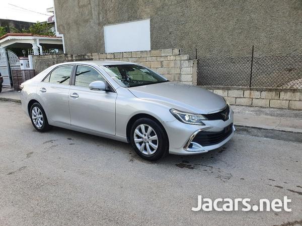 Toyota Mark X 2,5L 2017-3