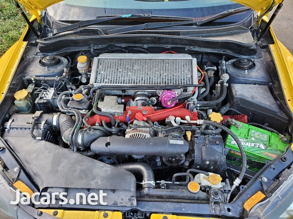 Subaru WRX STI 2,5L 2010-3