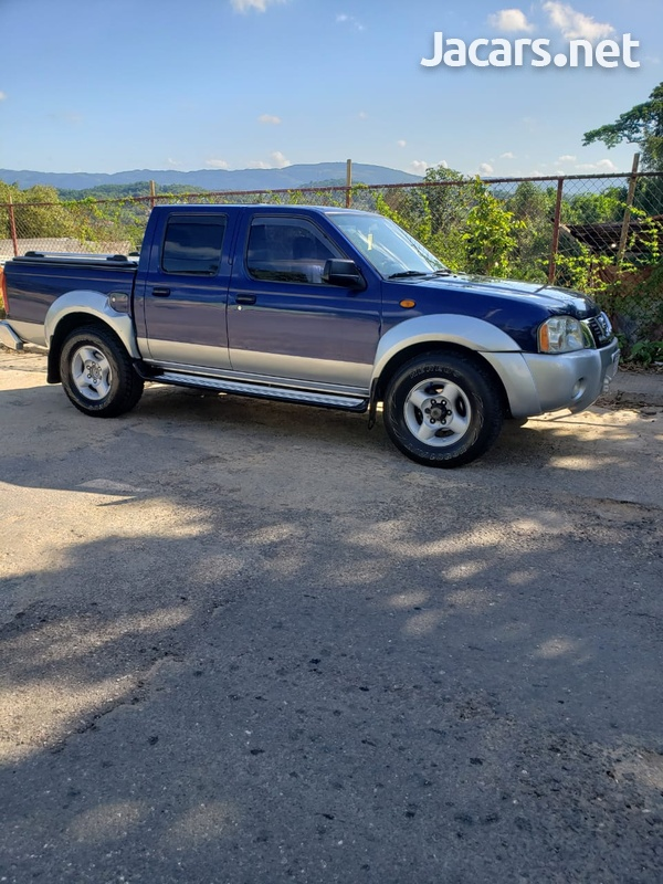 Nissan Frontier 2,5L 2004-5