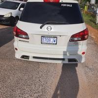 Nissan Wingroad 1,8L 2013