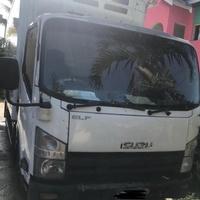 2011 Isuzu ELF Freezer Truck
