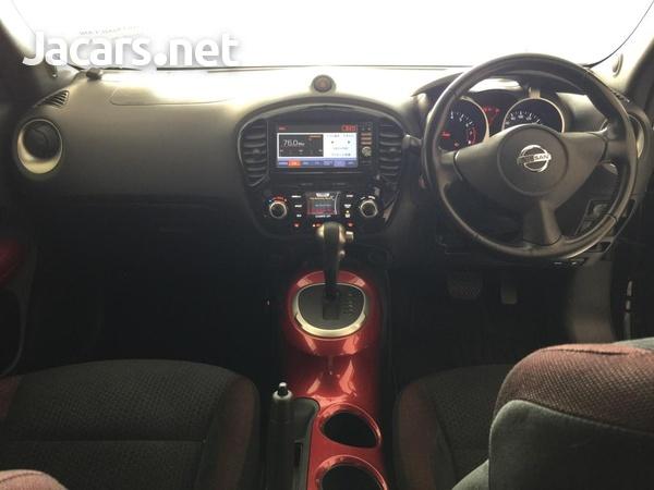 Nissan Juke 1,5L 2012-7