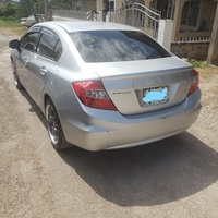 Honda Civic 1,2L 2012