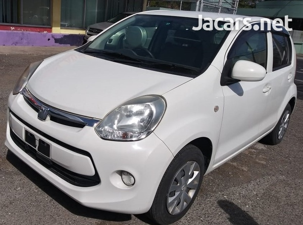 Toyota Passo 1,3L 2014-2