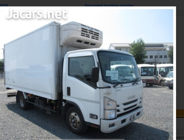 2015 Isuzu Elf Refrigerated Truck, IN TRANSIT-5
