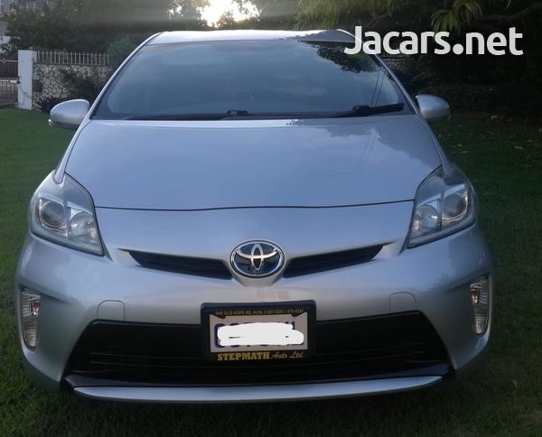 Toyota Prius 1,8L 2012-4
