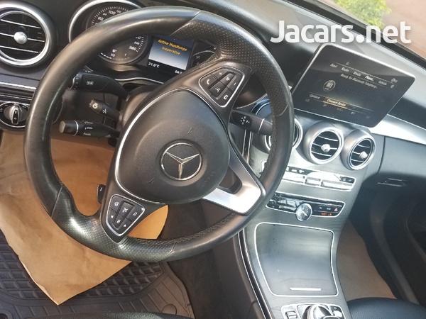 Mercedes-Benz C-Class 2,0L 2016-5
