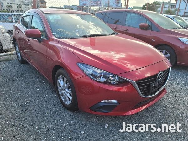 Mazda Axela 1,5L 2015-2