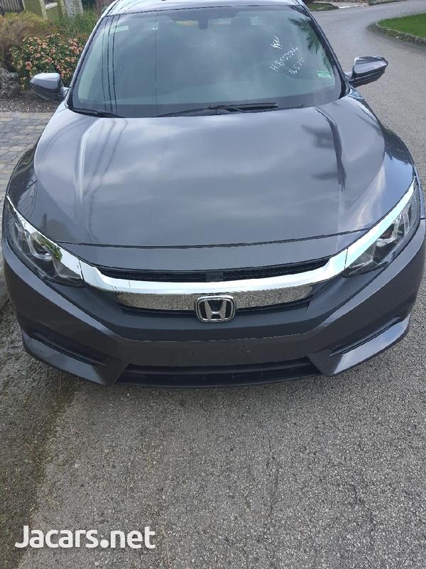 Honda Civic 2,0L 2018-1