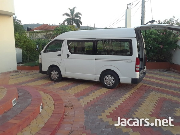 2012 Reguiace 15 seater in Execellent condition-3