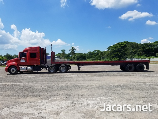 2010 Prostar and Flatbed-11