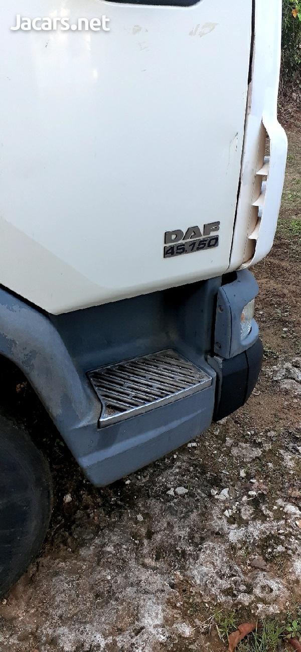 2006 DAF 7.5T Tipper Truck-6