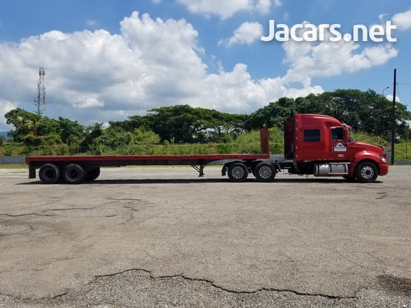 2010 Prostar and Flatbed-2