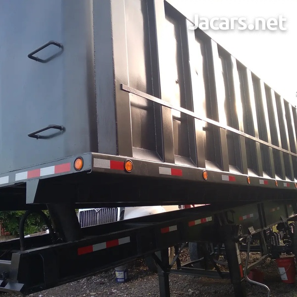 2012 Tipping Trailer 25ft steel body-1