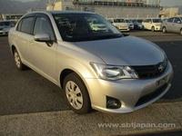 Toyota Axio 0,6L 2014