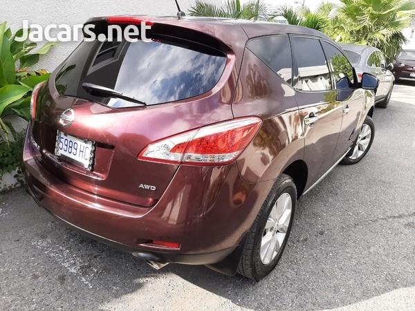 Nissan Murano 1,5L 2013-1