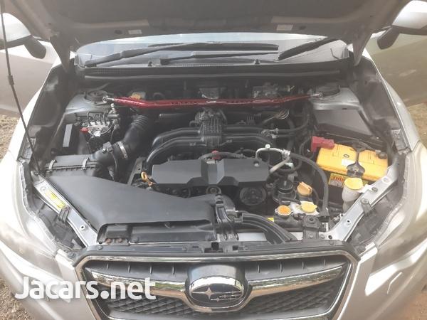 Subaru XV 2,1L 2013-3