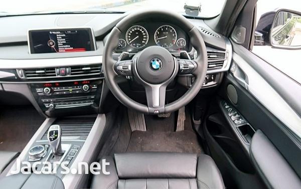 BMW X5 3,0L 2015-14