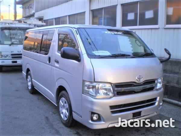 Toyota Regiusace GL Package 2,0L 2012-1