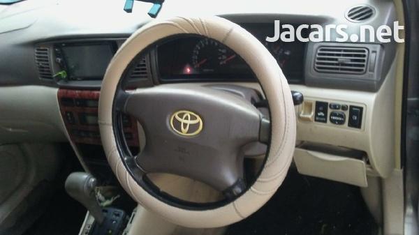 Toyota Corolla Altis 1,6L 2004-5