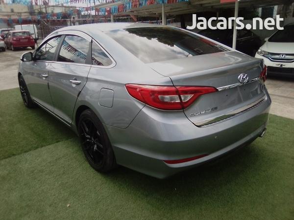 Hyundai Sonata 1,8L 2015-7