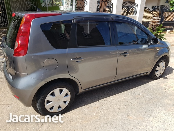 Nissan Note 1,5L 2012-1