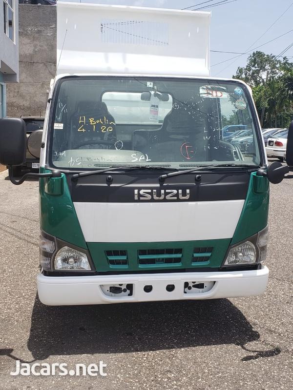2007 Isuzu Elf High Deck Dump 3.0ton Truck-2