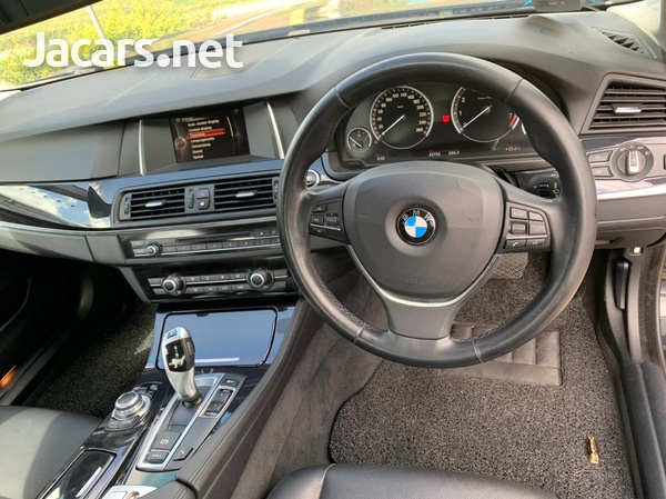 BMW 5-Series 2,0L 2015-5