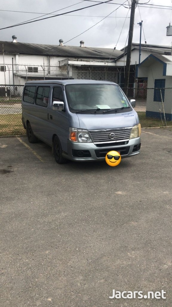 2006 Nissan Urvan-1