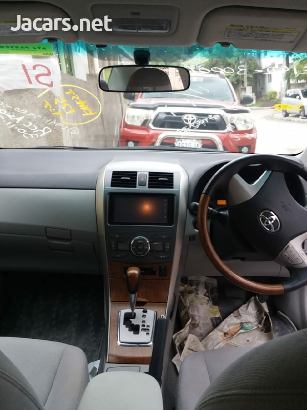 Toyota Axio 1,8L 2011-3