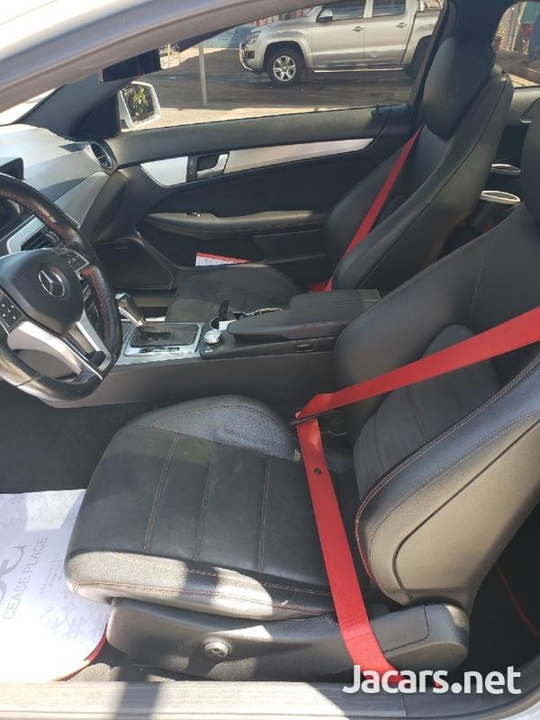 Mercedes-Benz C-Class 3,5L 2013-5