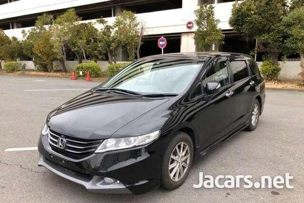 Honda Odyssey 2,4L 2010-1