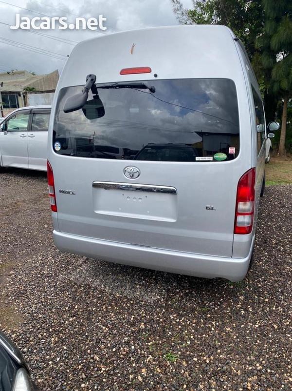 Toyota Hiace 2,7L 2017-5