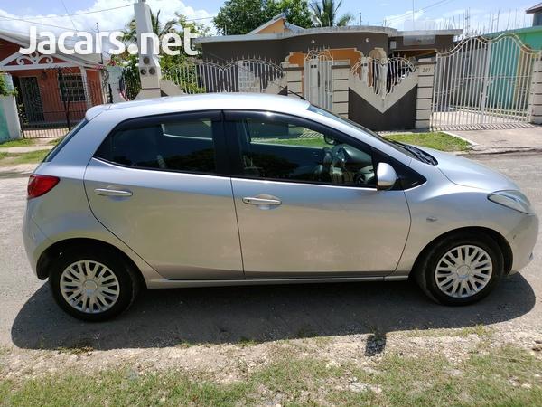 Mazda Demio 1,3L 2009-1