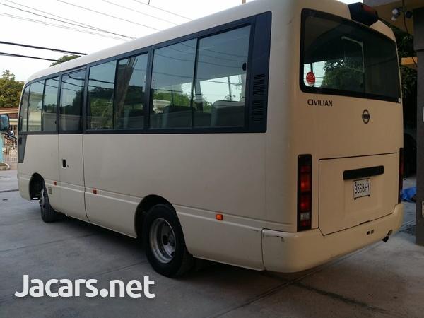 2006 Nissan Civilian Bus-3