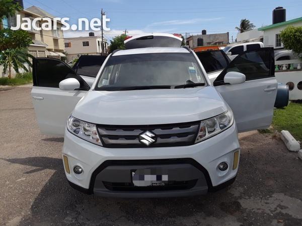 Suzuki Vitara 1,6L 2018-5