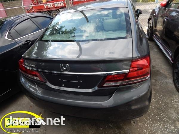 Honda Civic 1,6L 2013-7