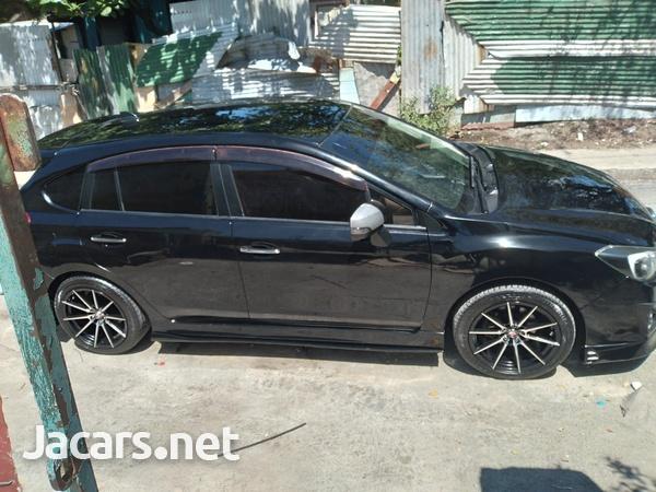 Subaru Impreza 2,0L 2014-4