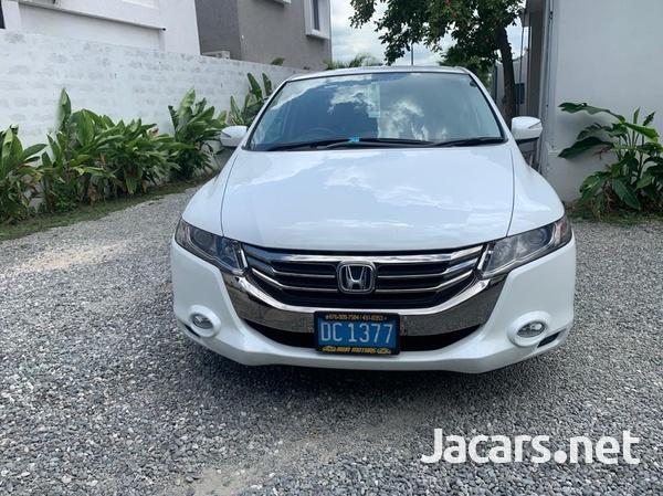 Honda Odyssey 2,4L 2013-1