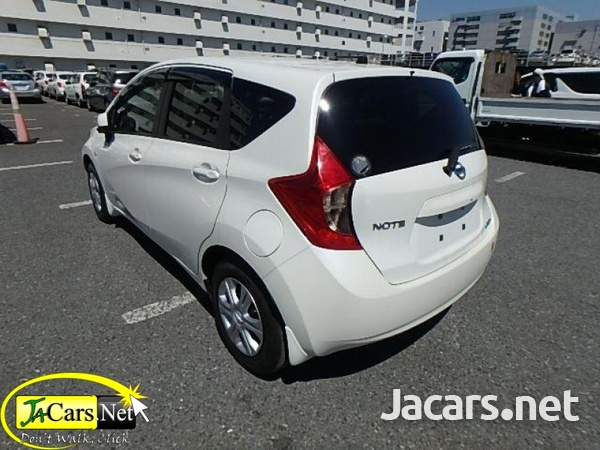 Nissan Note 1,3L 2013-2