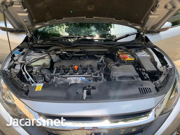 Honda Civic 1,6L 2017-10