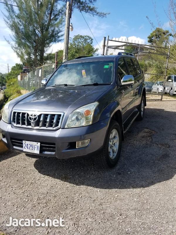 Toyota Prado 2,0L 2003-1