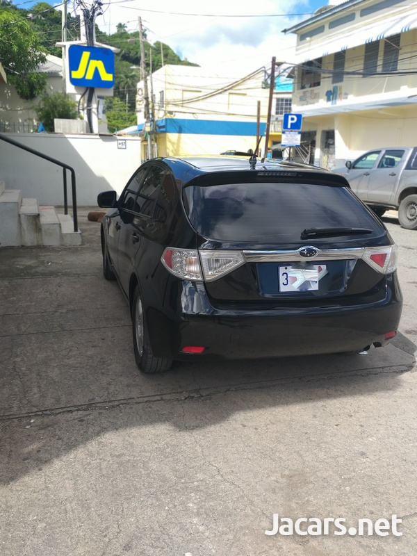 Subaru Impreza 2,5L 2008-5