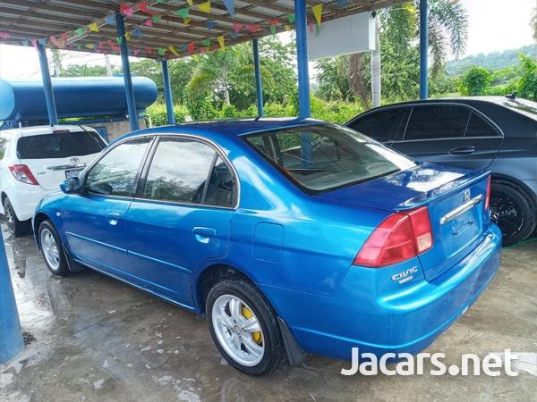 Honda Civic 1,5L 2002-3
