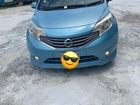 Nissan Note 1,4L 2013