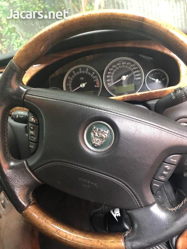 Jaguar S-Type 3,0L 2006-8